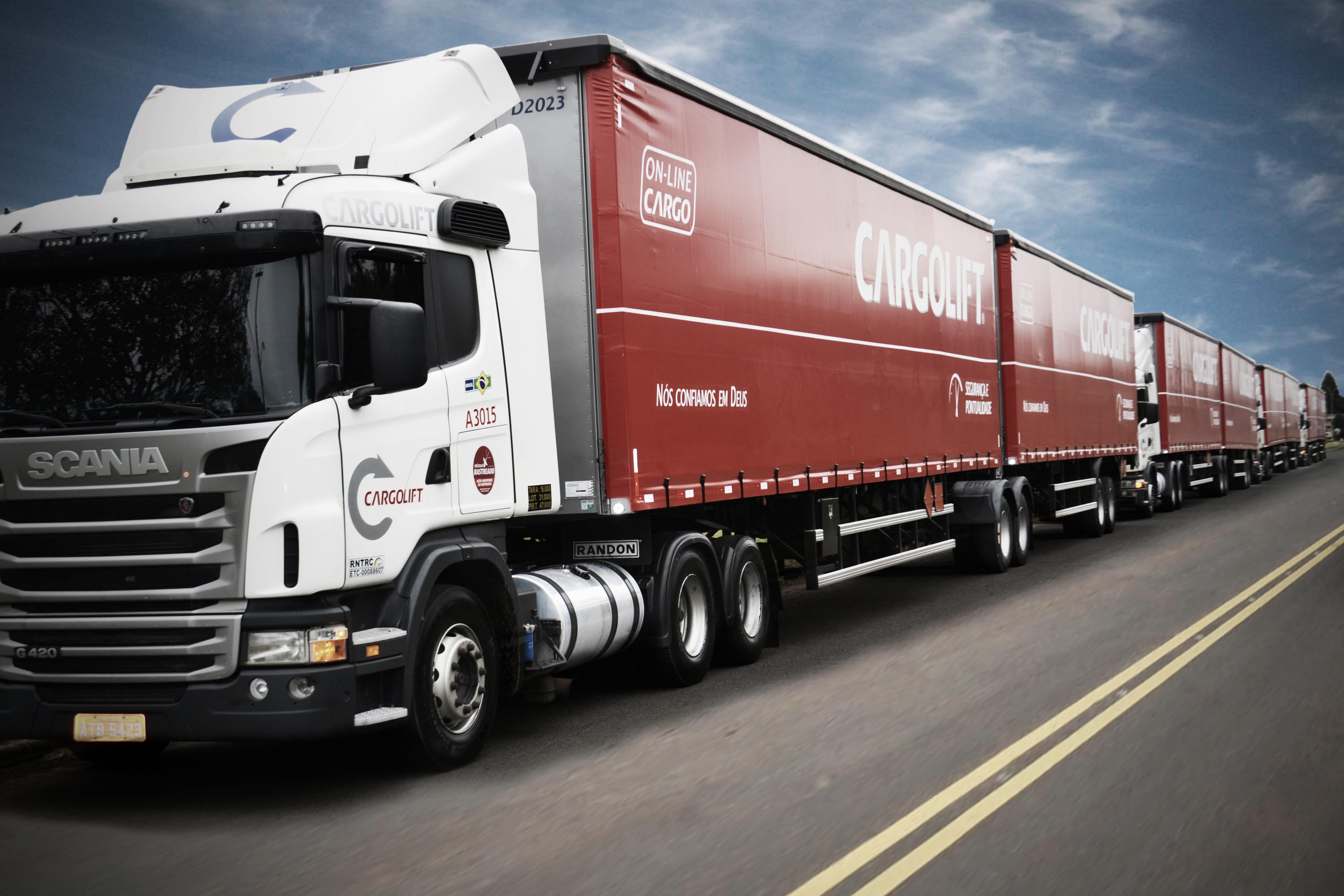 Caminhões Cargolift